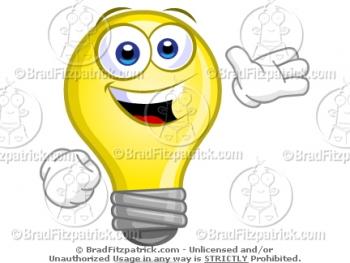 Lights clipart cartoon Cartoon Art Bulb Light Bulbs