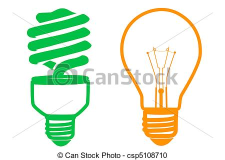 Bulb clipart cfl bulb Clip Clip Cfl cfl collection
