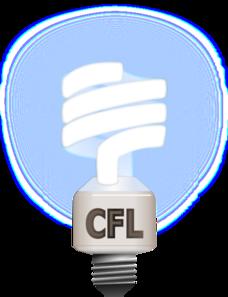 Bulb clipart cfl bulb Free Art online Art Clker