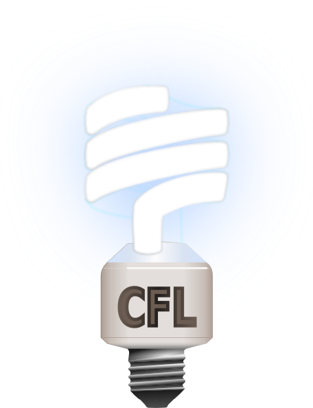 Bulb clipart cfl bulb Clip as: Download art at
