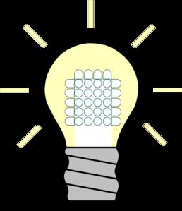 Bulb clipart led bulb On Clip online Led Light
