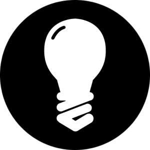 Bulb clipart lamp Light clipart vector at bulb