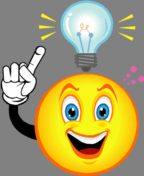 Bulb clipart main idea Main bulb clipart light (64+)