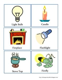 Bulb clipart natural light source Can Science Experiment straws 2