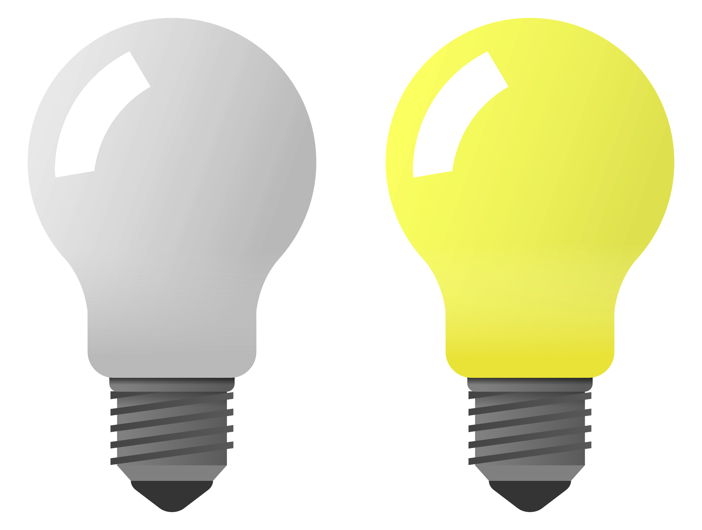 Bulb clipart lamp Light Light on off on