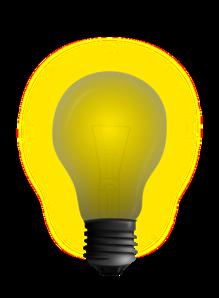 Bulb clipart lamp Bulb Clip royalty Bulb Clip
