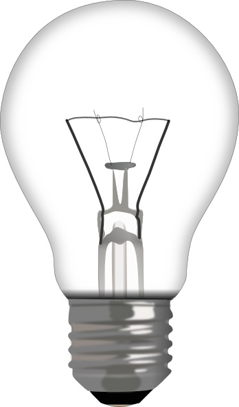 Lights clipart bulp Office drawing art clip in