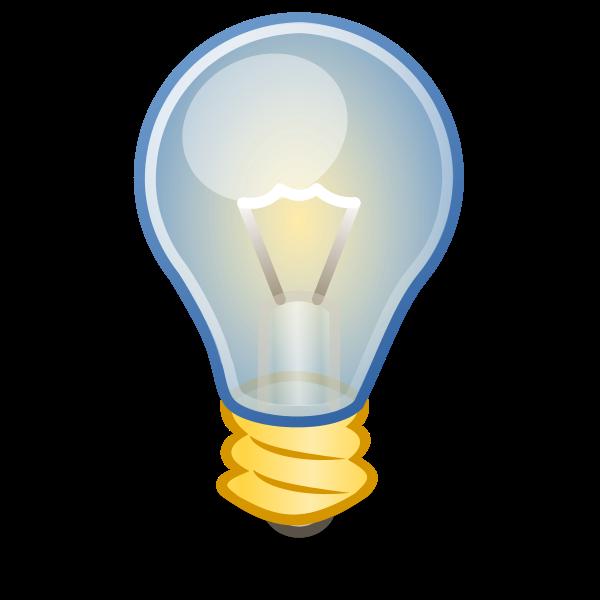Light clipart Bulb Clipart The Icon Clipart