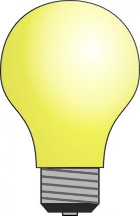 Lamps clipart idea lamp Bulb Light Light art clip