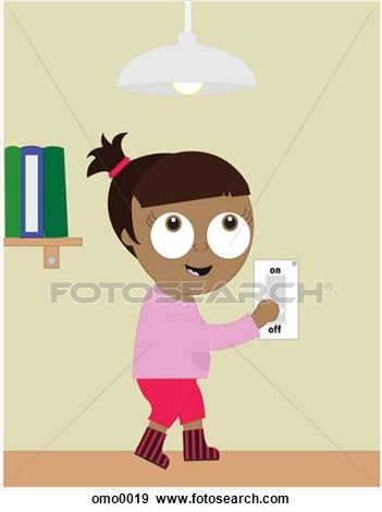 Bulb clipart turn off the light Turn Off Lights Off Clipart