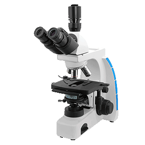 Light Microscopy clipart monocular Halogen Light Trinocular Biological Microscope