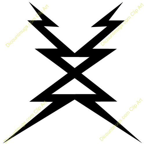 Clouds clipart lightning bolt Free with domain napucolorhd lightning