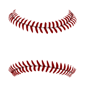 Lightening clipart baseball Clipart  Baseball Decal: Home
