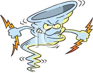 Lightening clipart baseball Tornado of Bolts Lightning Tornado