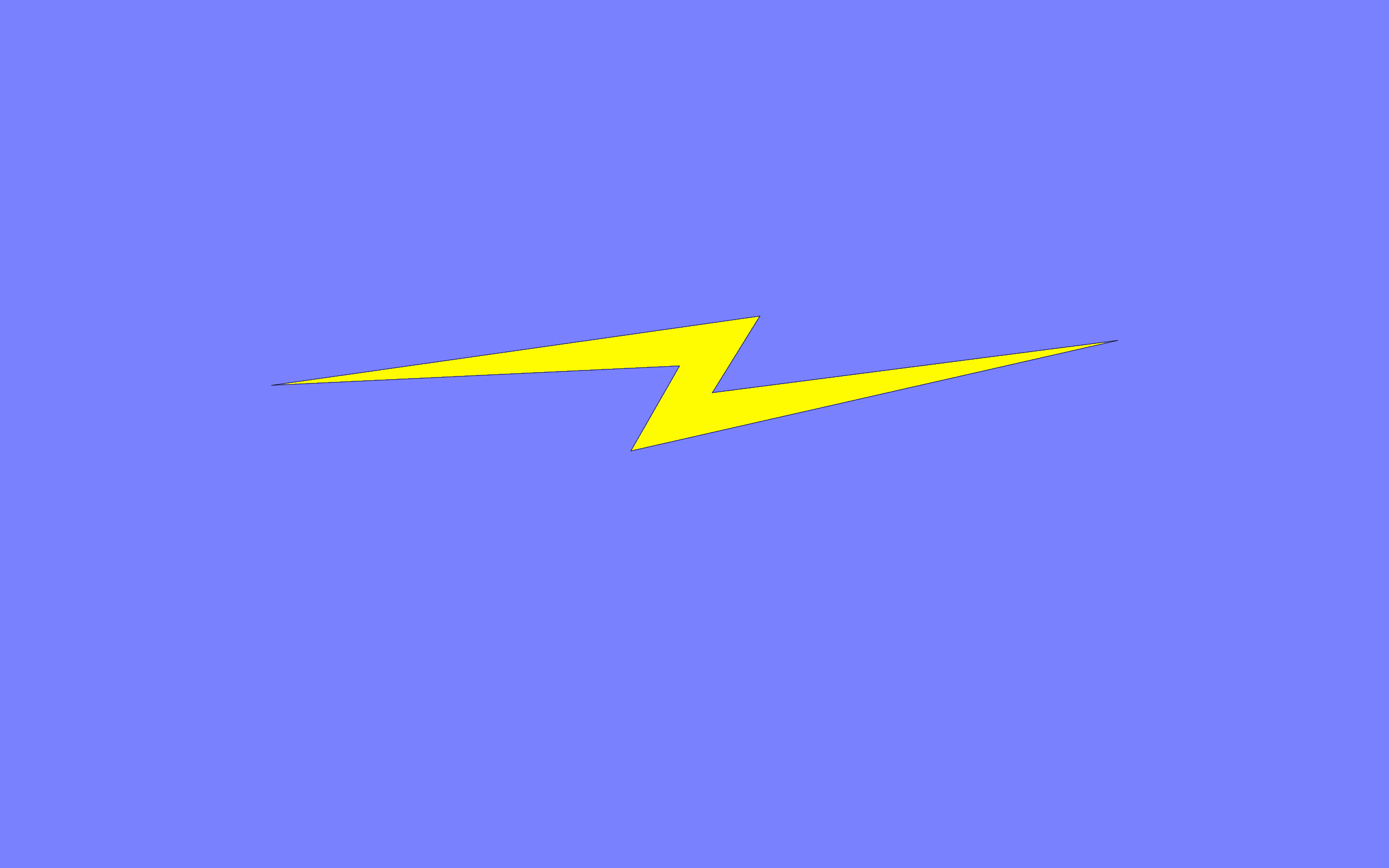 Lightening clipart bold Lightning Lightning Bold Cartoon Wallpaper