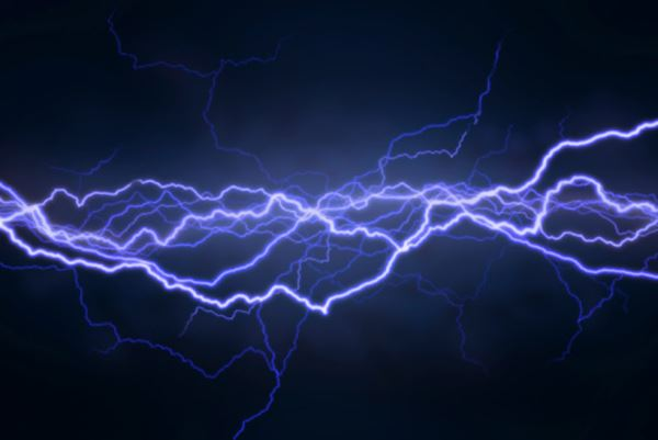 Lightening clipart electric spark What causes  lightning?
