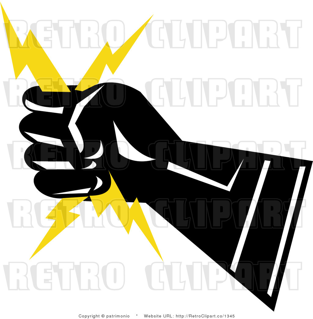 Lightening clipart electrical power symbol  symbols Electrical Collection clip