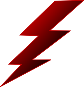 Lightening clipart electrical power symbol Art Electric  Electric online