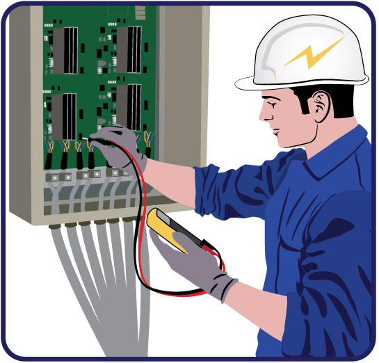 Lightening clipart electrical work Electricians Electrical Clipart u0026amp; clipart