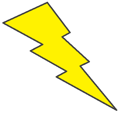 Zeus clipart percy jackson Lightning Clip Bolt Clipart Lighting
