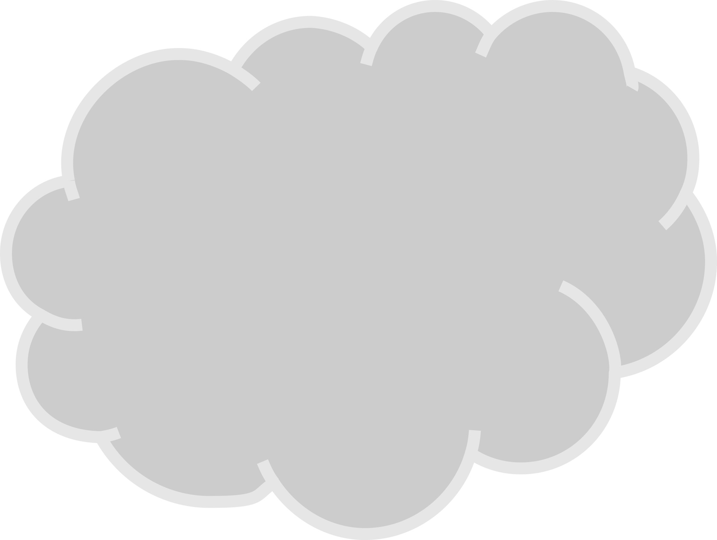 Lightening clipart grey cloud – com Cloud white and