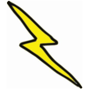 Lightening clipart harry potter Bolt lightning potter Harry Clipartix