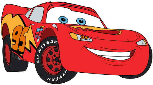 Lightening clipart lighting mcqueen Art Clip view Art Galore