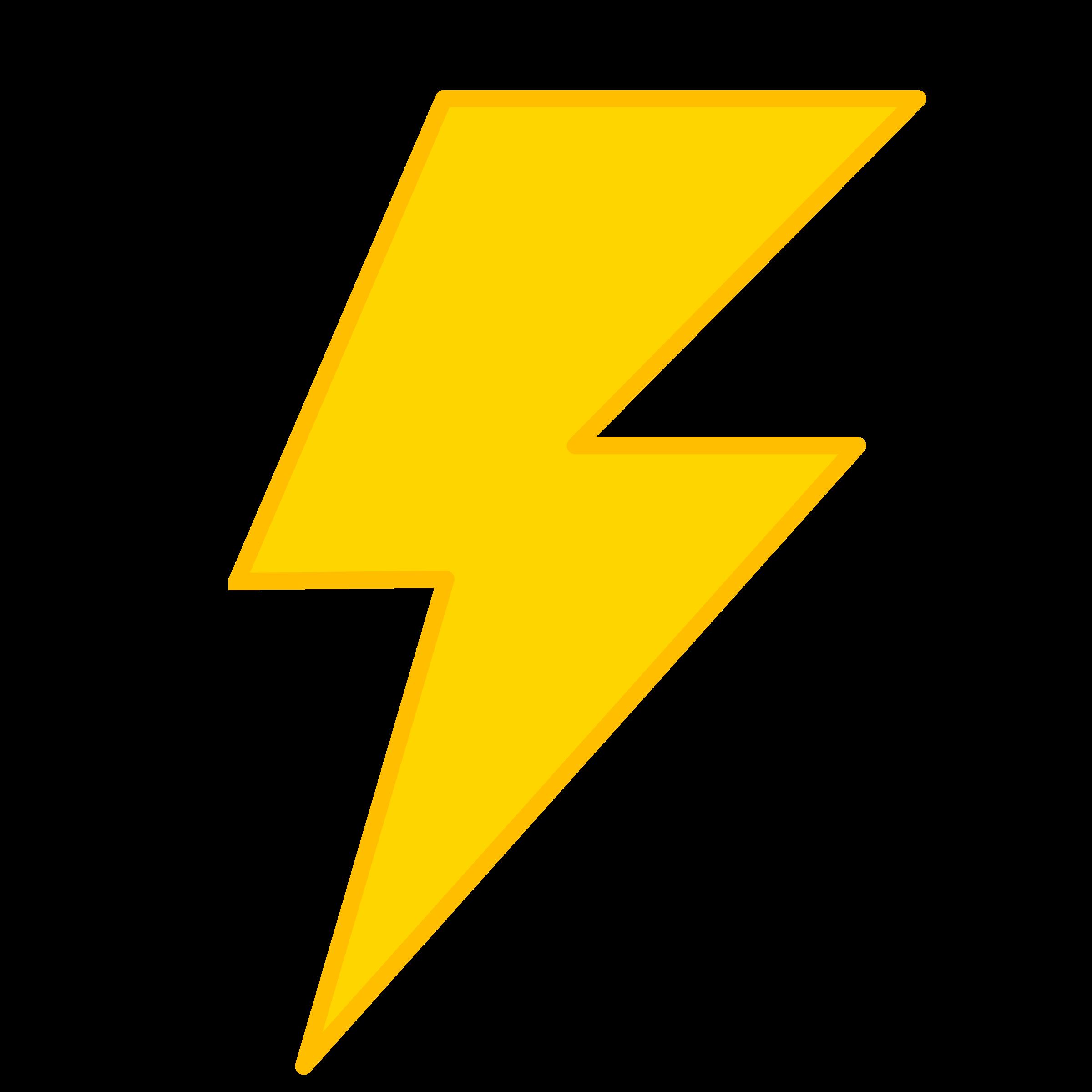 Lightening clipart lightning flash Lightning Clipart lightning