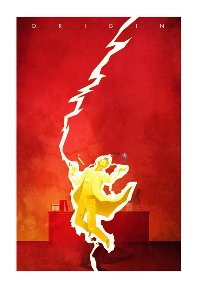 Lightening clipart lightning flash Flash For Minor: lightning red