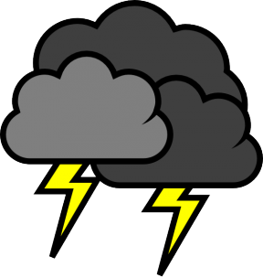 Lightening clipart lightning storm Zone Lightning Cliparts Storm Cliparts