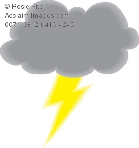 Lightening clipart lightning storm Lightning of Storm With Clipart