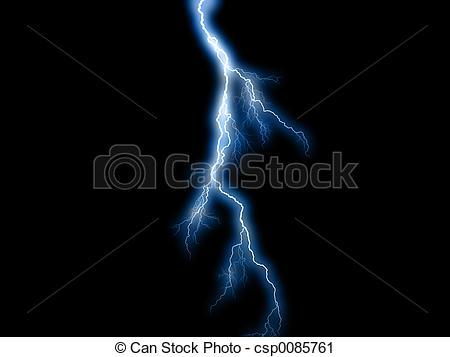 Lightening clipart lightning strike Black on strike Strike lightning