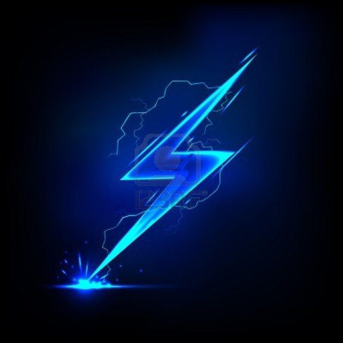 Lightening clipart neon Png Best Lighting Bolt org