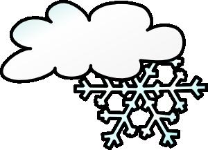 Clouds clipart blizzard Precipitation Diagram Precipitation Image