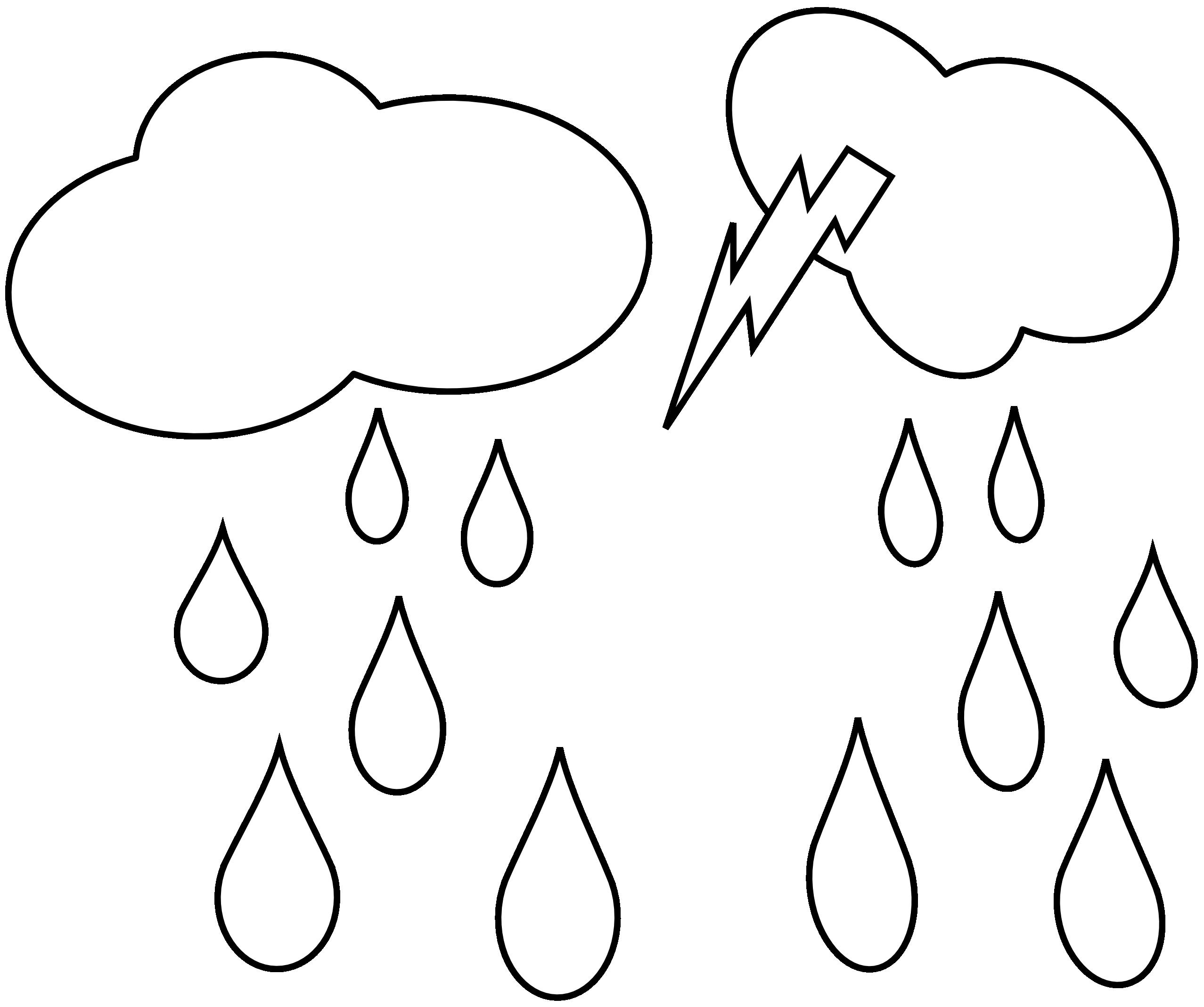 Lightening clipart rain cloud Black Panda rain%20clouds%20clipart%20black%20and%20white White