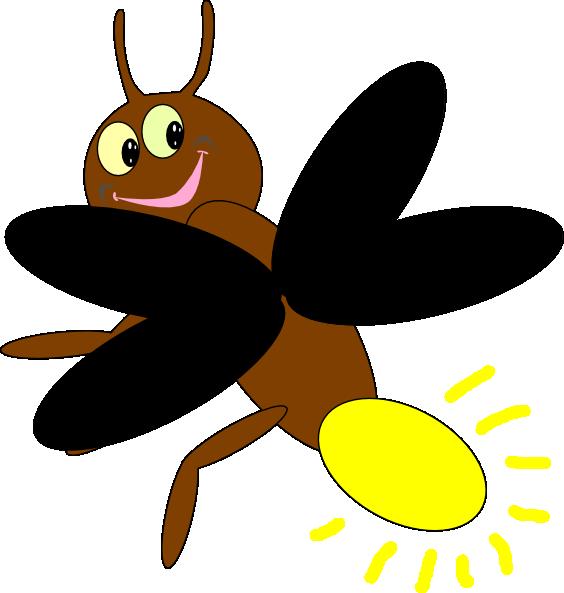 Bugs clipart lightning bug Cartoon Clipart cliparts Lightning Firefly