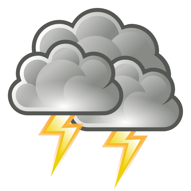 Breeze clipart stormy weather #1