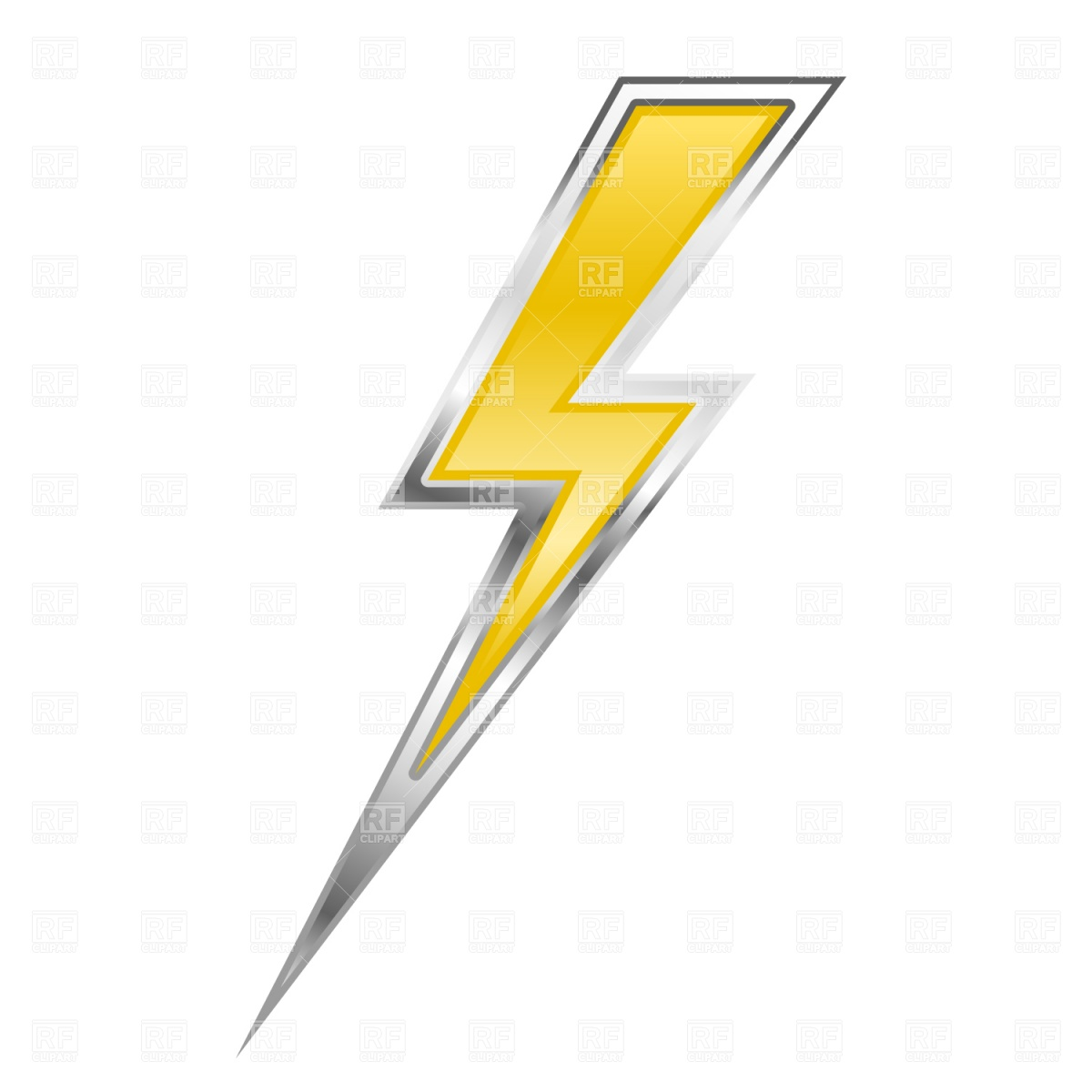 Lightening clipart sketch Bolt bolt clipart  Lightning
