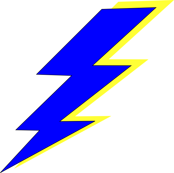 Lightening clipart sketch This Lightning vector Bolt com