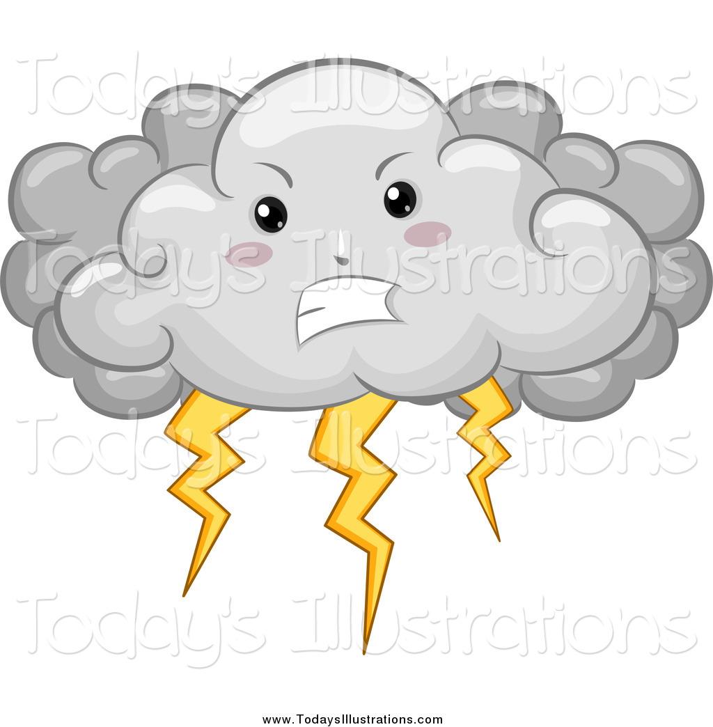 Lightening clipart storm cloud Mad Studio Storm BNP Design