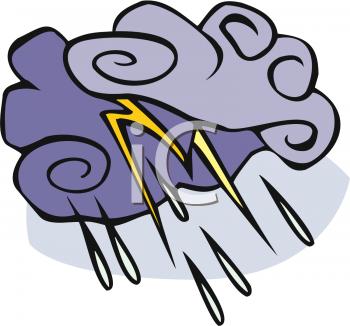 Lightening clipart storm cloud Clipart Clipart Clipart Panda Storm