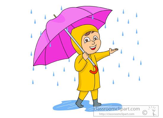 Season clipart wet weather #1