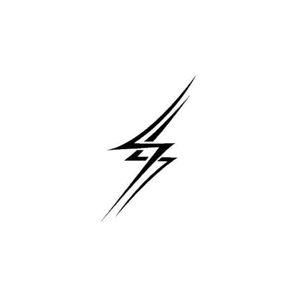 Lightening clipart white background ❤  on liked Bolt