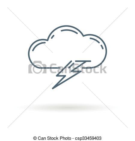 Lightening clipart white background On Vector background white lightning