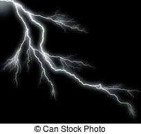 Lightening clipart white background 29  Lightning 766 Strike