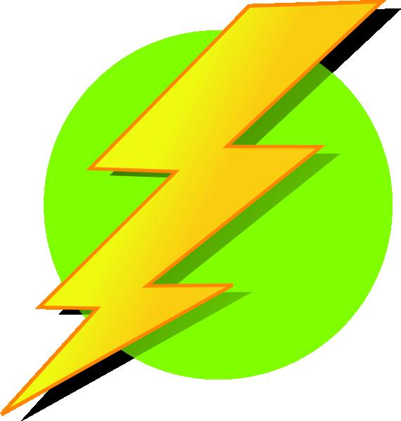Lightening clipart yellow Lightning Download com art vector