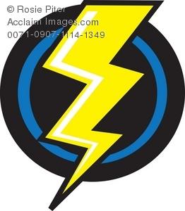 Lightening clipart yellow Bolt lightning clipart Clipart bolt