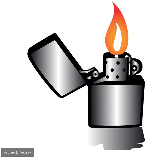 Lighter clipart Matches Clipart Black And White Art Art Clip Lighter Lighter