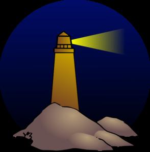 Lighthouse clipart animated Vector online Clker art Art
