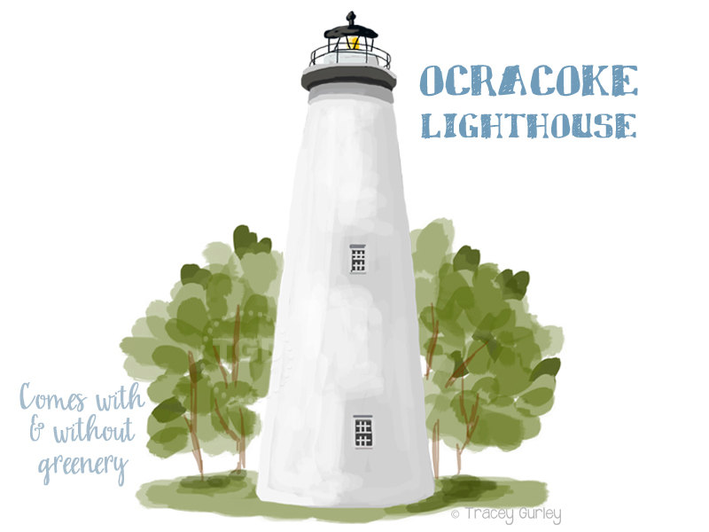 Lighthouse clipart beach swimming Beach Art Clip clip art